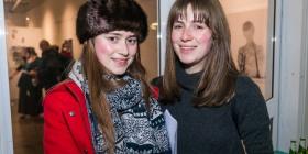 Claudia and Freya Howarth
