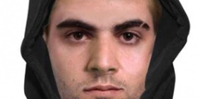 A facefit image has been drawn of a man who took part of an aggravated robbery in Wanniassa on Sunday.