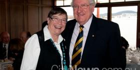 Joyce and Len Goodman