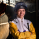 Jockey Kayla Nisbet. Photo by Andrew Campbell