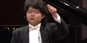 Japanese pianist Kotaro Nagano.