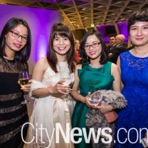 Linh Lee, Natalie Ho, Hannah Tran and Nhi Ng