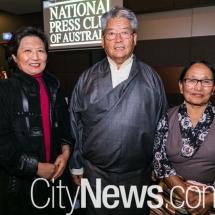 Liping Guo, Ngopdup Gyaldsen and Migmar Chungkyi