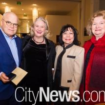 Mark Stocks, Fiona Wilkinson, Lydia Nichols and Anna Prosser