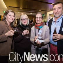 Ros Palmer, Libby Dolan and Denise and Dr Stephen Davies