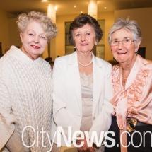 Sandie Kaine, Catherine Bandle and Eileen Bryan