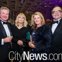 Stuart Barber, Lynne Tonks, Christine Barber and Tony Tonks