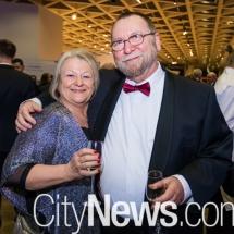 Suzanne Kiraly and John Paynter