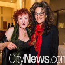 Theresa Zarlenga and Christine Wiesenthal