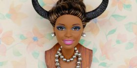 """Trophy Wife Barbies"", by Annelies Hofmeyr... They are fun, but scary at the same time..."