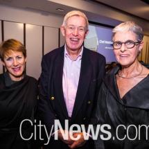 Bron and Lochie MacLean and Julie Higgins