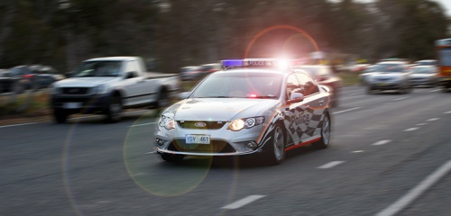 Monaro Highway road rage sends man to hospital