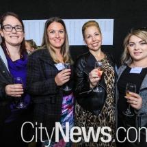 Hayley Pitman, Kristie Burt, Kate Lloyd and Ally Hourigan