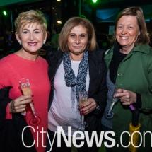 Heidi Akister, Maria Morson and Lindy Schultz