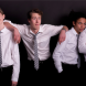 """The History Boys""...""A diverse, lovely young cast, of energy,"" says co-director Christopher Zuber."