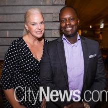 Melinda and Richard Kibukamusoke