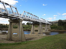 Tharwa Bridge closes weekdays for major work