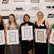 Canberra Women in Business Awards winners. Photo by Kelly Photography.