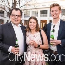 Adam McKee, Alyssa Royters and Luke Hughes-2