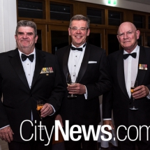 Andy Kirkpatrick, Alan Tebb and Ian Dudgeon