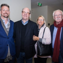 Anthony McDougall, Graeme and Ann Shaw and Ken Helm
