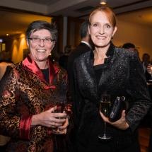 Bernadette Boss and Katrina Musgrove