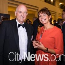 David Pembroke and Petra Masinova
