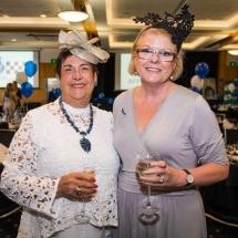 Franca Reddin and Linda Treharne