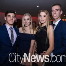 Jarrod Fenwick, Jenna Goodisson, Jess Langdown and Will Cooper