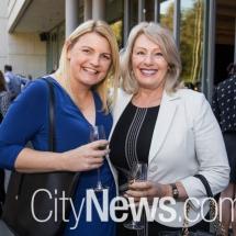 Jodi Shephard and Melita Flynn