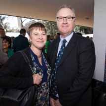 Julie Keenan and Gary Ryan