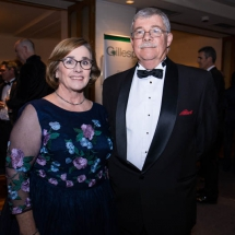 Magistrate Karen Fryer and Stuart Pilkinton