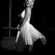 Lexi Sekuless as Marilyn Monroe.