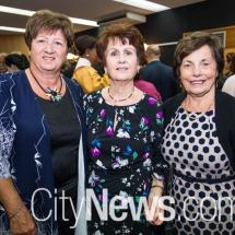 Margaret Muscat, Carmen Portelli and Joan Vella