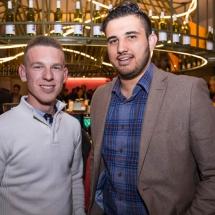 Nathan Piper and Eugenio Veratti
