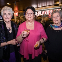 Patricia O'Connor, Juliana Maher and Gladys Glover