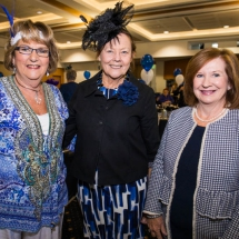 Robyn Carroll, Helen Joyce and Anne Hand
