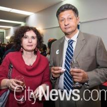 Sandra Tvrtkoaic and Mirza Hajric