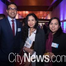 Shivakumar Nair, Nicole Therese de Castro and Kathleen Tudio