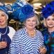 Valerie Sellers, Jan Palmer and Rosemary Harrison