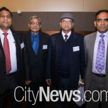Anil Gupta, Ramesh Malik, Ashok Jain and Mohan Singh