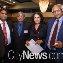 Anil Gupta, Ramesh Malik and Jyoti and Satendra Nandan