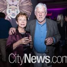 Austra Hart and John Cashman