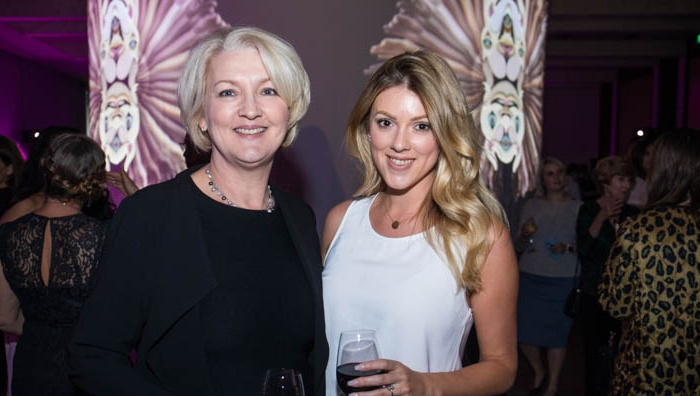 Belinda Ayers and Priscilla Crossley