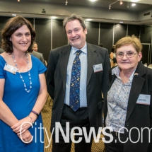 Catherine Ordway, Steven Hausfeld, Rosemary Myers