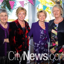 Eileen Bryan, Dawn Boag, Shirley Tonkin and Sue King