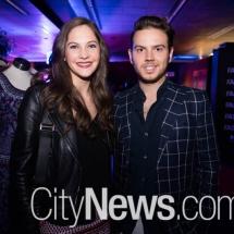 Emma Dobbie and Alex Fricker Lopez
