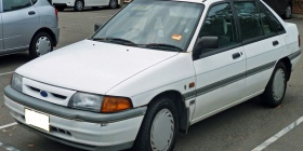 Max Irvin's car.