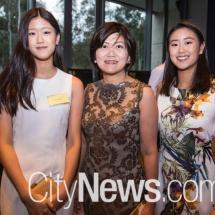 Rachel, Sheena and Rebecca Lu