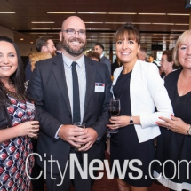 Alice Clements, Leon Fraser, Liz Nair and Caronline Hughes